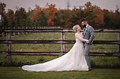 Samantha & Bryan's Beautiful Earth to Table Farm Fall Wedding