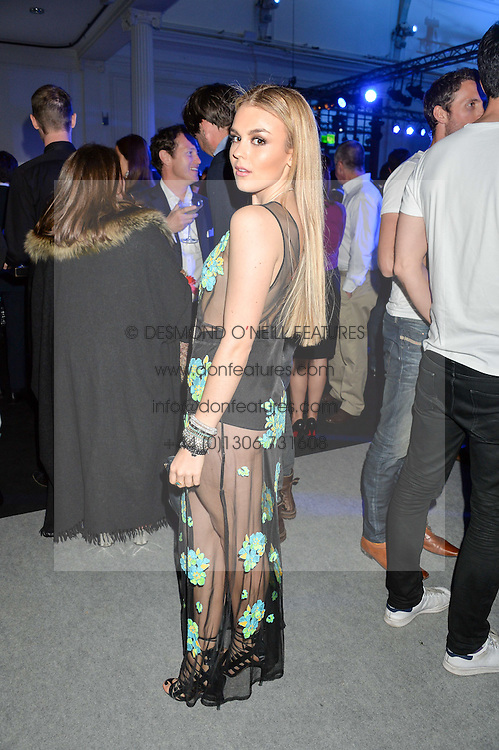 TALLIA STORM at the Maserati Levante VIP Launch party held at the Royal Horticultural Halls, Vincent Square, London on 26th May 2016.