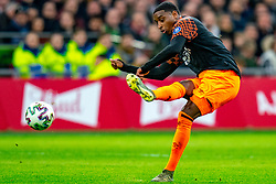 Pablo Rosario #18 of PSV Eindhoven in action during the match between Ajax and PSV at Johan Cruyff Arena on February 02, 2020 in Amsterdam, Netherlands