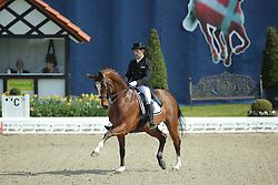 Jurado Lopez Severo Jesus, (ESP), NOHS Daijoubo<br /> Qualification Grand Prix Special<br /> Horses & Dreams meets Denmark - Hagen 2016<br /> © Hippo Foto - Stefan Lafrentz