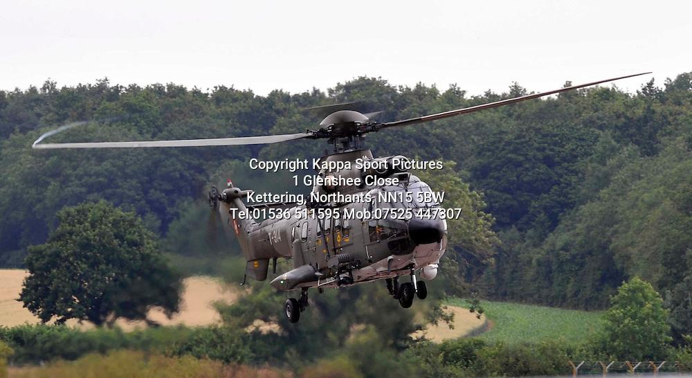 AS332M1 Super Puma Helicopter Swiss Air Force,   Royal International Air Tattoo, RAF Fairford Gloustershire, Friday 17th July 2015Royal International Air Tattoo, RAF Fairford, Gloustershire, 16th July 2015 Royal International Air Tattoo, RAF Fairford, Gloustershire, 16th July 2015
