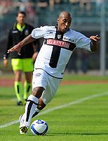 Reginaldo<br /> Parma Serie B 2008/2009<br /> Foto Insidefoto