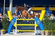 Anoek van der Pluijm - C Wellie<br /> FEI WBFSH World Breeding Jumping Championships for Young Horses 2017<br /> © DigiShots