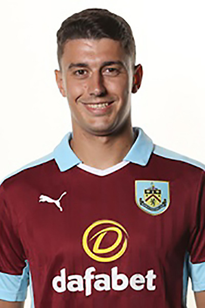 BURNLEY, ENGLAND - JULY 20:  Matthew Lowton of Burnley poses during the Premier League portrait session on July 20, 2016 in Burnley, England. (Photo by Barrington Coombs/Getty Images for Premier League)