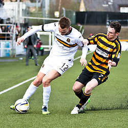 Alloa v Dumbarton | Scottish Championship | 11 April 2015