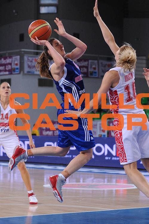 DESCRIZIONE : Bydgoszcz Poland Polonia Eurobasket Women 2011 Round 2 Russia Gran Bretagna Russia Great Britain<br /> GIOCATORE : Natalie Stafford<br /> SQUADRA : Gran Bretagna Great Britain<br /> EVENTO : Eurobasket Women 2011 Campionati Europei Donne 2011<br /> GARA : Russia Gran Bretagna Russia Great Britain<br /> DATA : 27/06/2011 <br /> CATEGORIA : <br /> SPORT : Pallacanestro <br /> AUTORE : Agenzia Ciamillo-Castoria/M.Marchi<br /> Galleria : Eurobasket Women 2011<br /> Fotonotizia : Bydgoszcz Poland Polonia Eurobasket Women 2011 Round 2 Russia Gran Bretagna Russia Great Britain<br /> Predefinita :