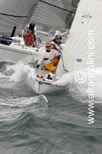 SAILING - BMW Winter Series 2005 - ZEPHYRUS - Sydney (AUS) - 15/05/05 - ph. Andrea Francolini