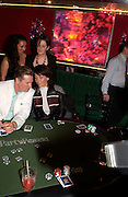 Val Kilmer and Victoria Smirnof . PARTYPOKER.COM masterclass hosted by poker author Tony Holden. Ultra Lounge, Selfridges. 11 May 2005. ONE TIME USE ONLY - DO NOT ARCHIVE  © Copyright Photograph by Dafydd Jones 66 Stockwell Park Rd. London SW9 0DA Tel 020 7733 0108 www.dafjones.com