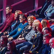 NLD/Hilversum/20190201- TVOH 2019 1e liveshow, famielie en vrienden van Menno Aben