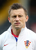 Uefa - World Cup Fifa Russia 2018 Qualifier / <br /> Croatia National Team - Preview Set - <br /> Ivica Olic