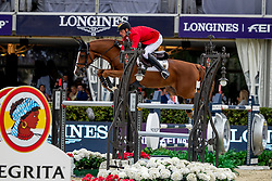 Deusser Daniel, GER, Tobago Z<br /> Longines FEI Jumping Nations Cup Final<br /> Challenge Cup - Barcelona 2019<br /> © Dirk Caremans<br />  06/10/2019