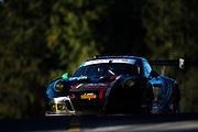 October 11-13, 2018: IMSA Weathertech Series, Petit Le Mans: 73 Park Place Motorsports, Porsche 911 GT3 R, Patrick Lindsey, Joerg Bergmeister