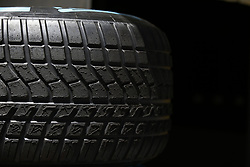 May 11, 2017 - Barcelona, Spain - Motorsports: FIA Formula One World Championship 2017, Grand Prix of Spain, .Pirelli, tire, tires, tyre, tyres, wheel, wheels, Reifen, Rad, feature  (Credit Image: © Hoch Zwei via ZUMA Wire)