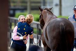 Oatley Kristy, AUS, Du Soleil<br /> World Equestrian Games - Tryon 2018<br /> © Hippo Foto - Sharon Vandeput<br /> 15/09/2018