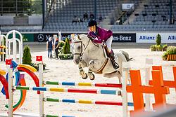 DINIZ Luciana (POR), Vertigo Du Desert<br /> Allianz-Preis<br /> CSI3* - Aachen Grand Prix, Springprüfung mit Stechen, 1.50m<br /> Grosse Tour<br /> Aachen - Jumping International 2020<br /> 06. September 2020<br /> © www.sportfotos-lafrentz.de/Stefan Lafrentz