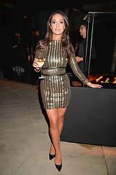 Roxie Nafousi at the Veuve Clicquot Widow Series launch party curated by Carine Roitfeld and CR Studio held at Islington Green, London England. 19 October 2017.