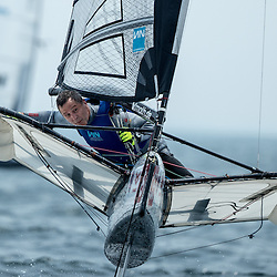 Day1 YANMAR Moth World Championship