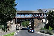 Römertor, Wiesbaden, Hessen, Deutschland | Roman Gate, Wiesbaden, Hesse, Germany