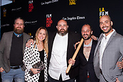 Jay Holzer, Cecile Murias, Evan Funké, Gabriel Taraboulsy, and Alexander Emanuele