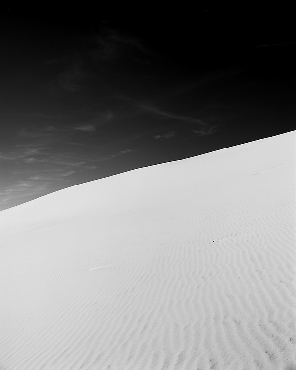 The Kelso Sand Dunes. Mojave National Preserve, CA.