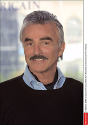 © ABACA. 28990-4. Deauville-France, 09/01. Burt Reynolds at the American Film Festival.