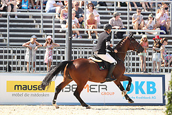 Thieme, Andre (GER) Liratus<br /> Münster - Turnier der Sieger 2016<br /> © www.sportfotos-lafrentz.de