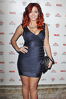 LONDON - December 06: Lucy Collett at the Soviet Nuts Awards Party (Photo by Brett D. Cove)