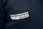 Nederland, Nijmegen, 26-5-2015Embleem van de beveiligingsopleiding van het ROC Nijmegen.FOTO: FLIP FRANSSEN/ HOLLANDSE HOOGTE