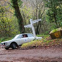 Car 24 Andrew Buzzard (GBR) / Robb Lyne (GBR)