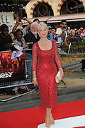 22.JULY.2013. LONDON<br /> <br /> THE EUROPEAN PREMIERE OF 'RED 2' AT THE EMPIRE, LEICESTER SQUARE, LONDON<br /> <br /> BYLINE: EDBIMAGEARCHIVE.CO.UK<br /> <br /> *THIS IMAGE IS STRICTLY FOR UK NEWSPAPERS AND MAGAZINES ONLY*<br /> *FOR WORLD WIDE SALES AND WEB USE PLEASE CONTACT EDBIMAGEARCHIVE - 0208 954 5968*