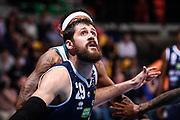 Andrea Zerini<br /> Pallacanestro Cantu' - Basket Leonessa Brescia<br /> Basket Serie A LBA 2018/2019<br /> Desio 07 April 2018<br /> Foto Mattia Ozbot / Ciamillo-Castoria