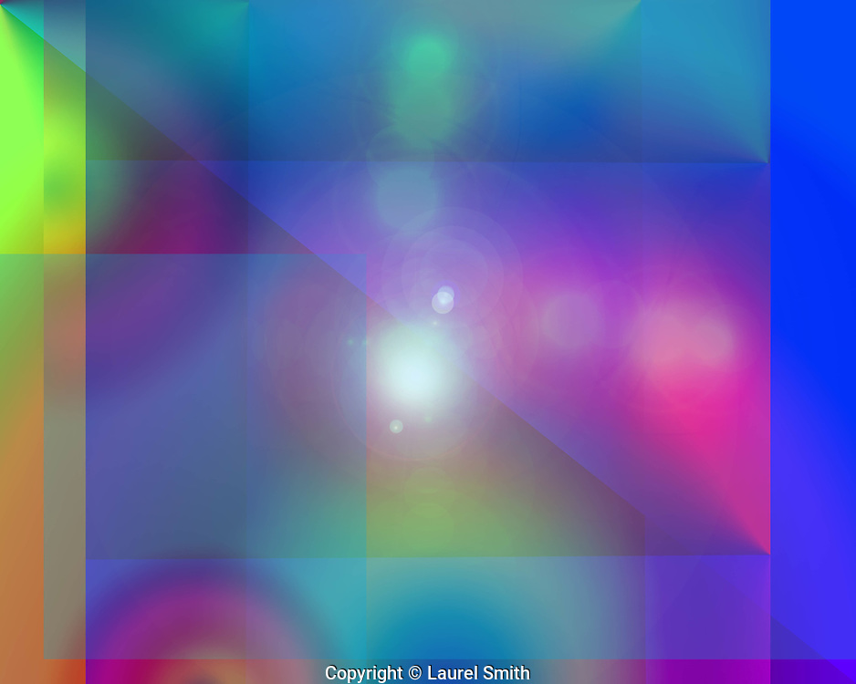 Dimensions of Consciousness #22 ~ © Laurel Smith