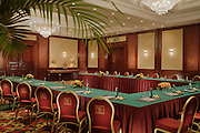 Conference Room - JW Marriott Cairo - Hospitality Photography - Hotels and Resorts