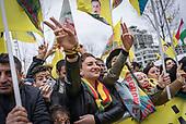 20170318 | Newroz 2017 Kurden Demo