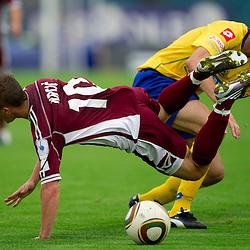 20101003: SLO, Football - PrvaLiga, NK Triglav Gorenjska vs Luka Koper