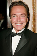 David Cassidy with wife Sue at the 3rd Annual Directors Guild Of America Honors at the Waldorf-Astoria in New York City. June 9, 2002. <br />Photo: Evan Agostini/ImageDirect