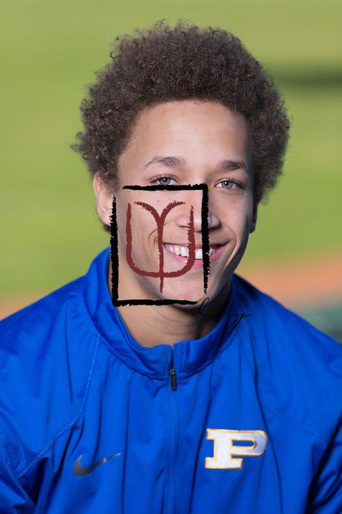 Sebastian Battle, baseball, Pflugerville High School  (LOURDES M SHOAF for Pflugerville Pflag - lulyphoto.com)