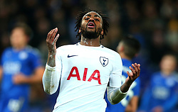 Danny Rose of Tottenham Hotspur cuts a frustrated figure - Mandatory by-line: Robbie Stephenson/JMP - 28/11/2017 - FOOTBALL - King Power Stadium - Leicester, England - Leicester City v Tottenham Hotspur - Premier League