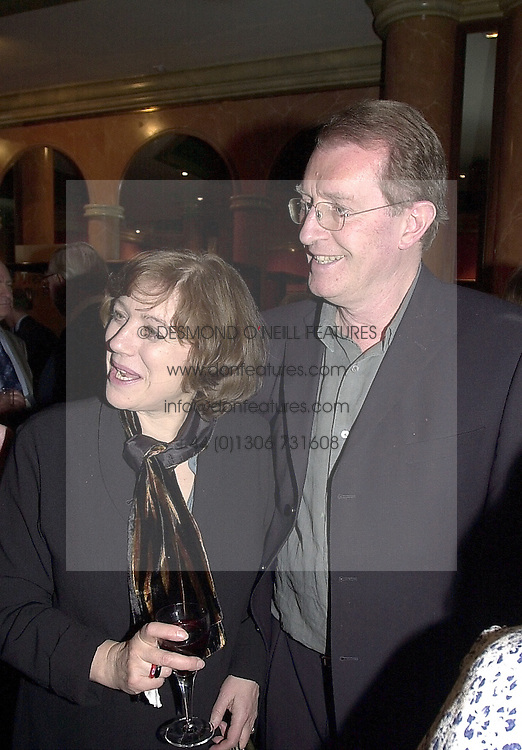MR & MRS CORIN REDGRAVE he is the son of actor Michael Redgrave, at a party in London on 3rd April 2000.OCO 22<br /> © Desmond O'Neill Features:- 020 8971 9600<br />    10 Victoria Mews, London.  SW18 3PY  photos@donfeatures.com   www.donfeatures.com<br /> MINIMUM REPRODUCTION FEE AS AGREED.<br /> PHOTOGRAPH BY DOMINIC O'NEILL