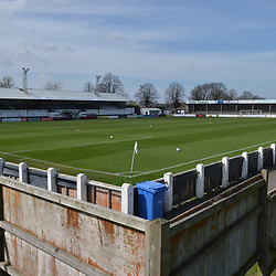 TELFORD COPYRIGHT MIKE SHERIDAN 6/4/2019 - A general view of victory park, Chorley during the Vanarama Conference North fixture between Chorley FC and AFC Telford United at Victory Park