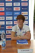 DESCRIZIONE : Rona 05 Ottobre 2015B<br /> GIOCATORE : Raffaella Masciadri<br /> CATEGORIA : Conferenza<br /> SQUADRA : <br /> EVENTO : Presentazione Coach Andrea Capobianco<br /> GARA :<br /> DATA : 05 Ottobre 2015<br /> SPORT : Pallacanestro<br /> AUTORE : Agenzia Ciamillo-Castoria/A.Fraioli<br /> Galleria : FIP<br /> Fotonotizia : Presentazione Coach Andra Capobianco<br /> Predefinita :