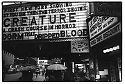 Cinema on 42nd Street, New York City, USA, 1980