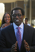Feb. 1, 2008; Ocala, Fla.: Wesley Snipes was acquitted of tax fraud but was convicted of failure to file taxes. Snipes, 45, who was convicted of three misdemeanor counts of failing to file a tax return, faces up to three years in federal prison. His income over the period of time in which he failed to file amounted to millions of dollars. He was acquitted of two felonies, including conspiracy to commit tax fraud. He was also acquitted of three misdemeanor counts of willful failure to file a tax return. .© 2008 Scott A. Miller