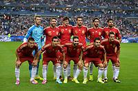equipe d Espagne