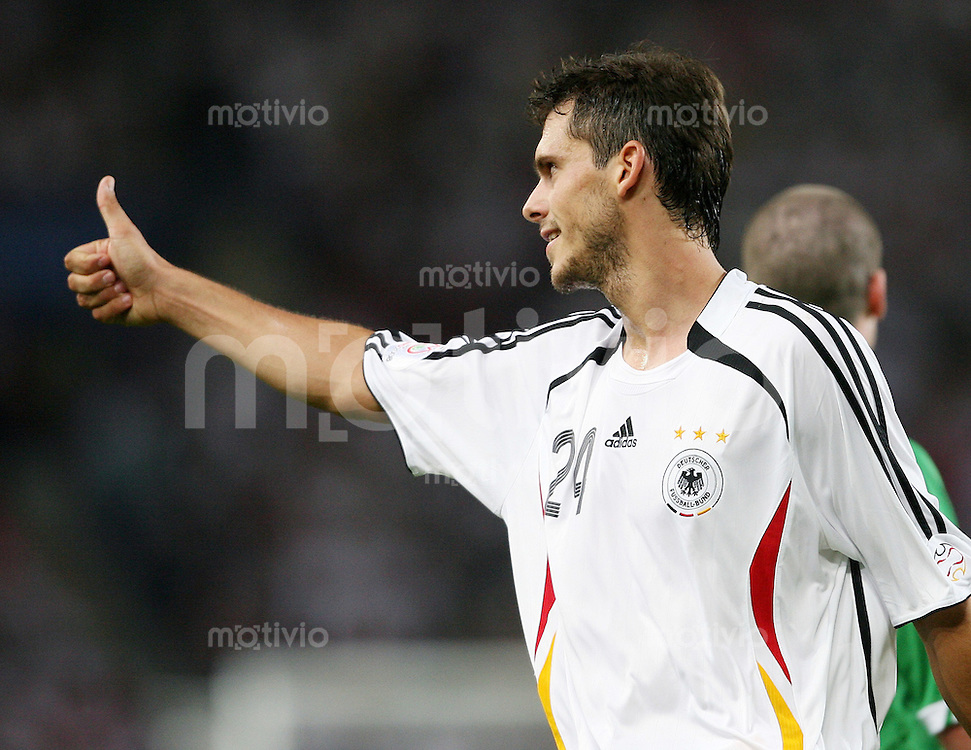 Fussball  International   Saison 2006/2007 Manuel FREDRICH (Deutschland)
