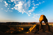 Delicate Arch, Arches National Park, Utah, United States