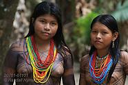 11: CRUISE DARIEN INDIAN WOMEN