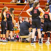 11-08-17 Eureka Springs Girls Basketball vs. Marshall