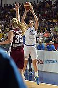 DESCRIZIONE : Ragusa Qualificazione Europei Donne 2015 Italia Lettonia Italy Latvia<br /> GIOCATORE : Cecilia Zandalasini<br /> CATEGORIA : Tiro <br /> EVENTO : Qualificazioni Europei Donne 2015<br /> GARA : Italia Lettonia Italy Latvia<br /> DATA : 25/06/2014 <br /> SPORT : Pallacanestro<br /> AUTORE : Agenzia Ciamillo-Castoria/GiulioCiamillo<br /> Galleria : FIP Nazionali 2014<br /> Fotonotizia : Ragusa Qualificazioni Europei Donne 2015 Italia Lettonia Italy Latvia<br /> Predefinita: