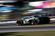 October 5-7, 2017: Motul Petit Le Mans 2017. 16 Change Racing, Lamborghini Huracan GT3, Jeroen Mul, Corey Lewis, Brett Sandberg